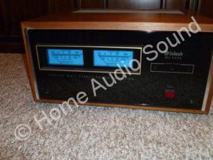 Amplifier Mcintosh MC2002 Image